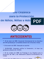 Presentacion LOPNA Venezuela..