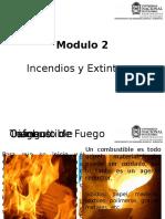 Modulo 2 Extintores e Incendios