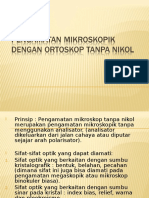 Pengamatan Dengan Ortoskop (1)