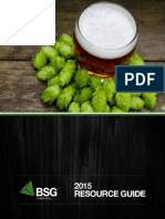 Craftbrewing Raw materials