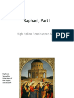 Raphael Art History