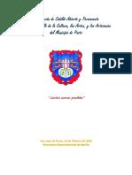 Declaración de Cabildo Cultural de Pasto 2016
