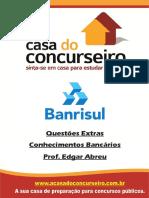 Questoes Extras Edgar Abreu Conhecimentos Bancarios Banrisul 3