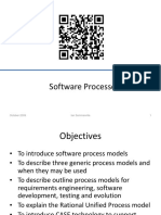 Software Engineering SW Process