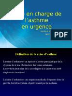 01-PEC DE L_ASTHME EN URGENCE .ppt