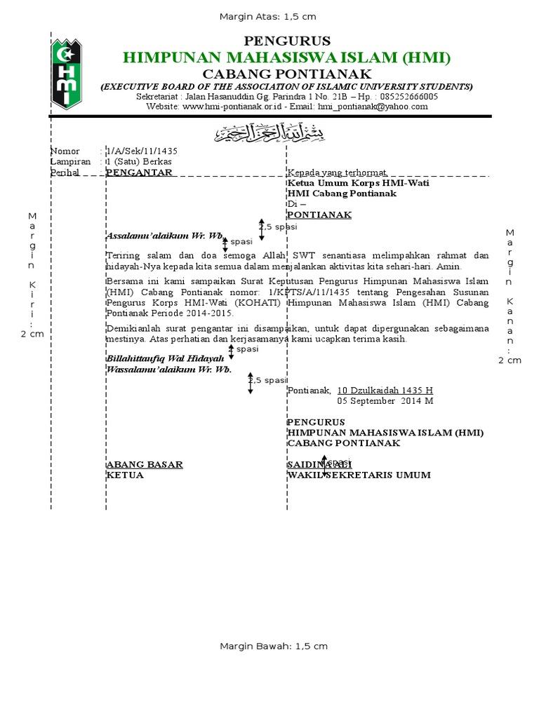 Gambar Rapat Anggota Komisariat Pamulang Unpam 6 Hmi Contoh Formulir