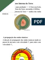 Estrutura Interna Da Terra e Tectonica
