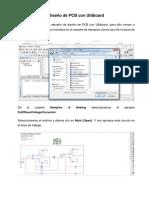 Ejemplo de Diseño de PCB Con Ultiboard