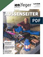Aussenseiter - strassenfeger 2/2016