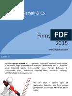 RP & Co Profile
