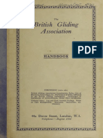 The British Gliding Association - Handbook