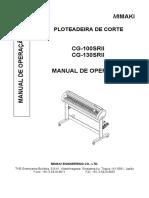Manual Cg 130
