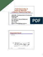 3-Presentations COE 081 202 Sequential Circuit Design