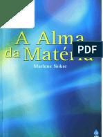 A Alma Da Materia-marlene Nobre