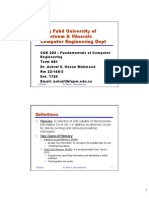 3-Presentations COE 081 202 MemoryAndPLDs