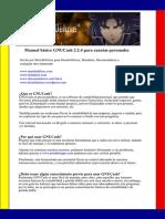Tutorial Basico Uso de GNUCash 2.2.4