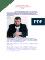 Kisah Mosab Hassan Yusuf