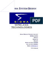 Antenna System Design V5