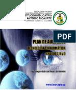 Plan de Aula 2014 -Tecnologia Iear - 7 - 8 y 9 - Julissa Rojas