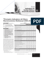 14. Indicadores, DeSARROLLO y Act. Emp. Del Estado. AG 1-80, 302 p