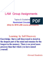LAM Assignment Guidelines -2015 for Circulation