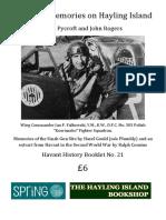 Wartime Memories on Hayling Island