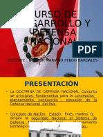 Defensa Nacional Esc.enf 2014 II Semestre