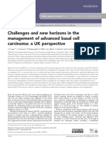Challenges and new horizons in the management of advanced basal cell carcinoma