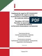Пособ. Проект. Кровель Из Битумно-полимер Матер (Молдова)