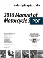 2016 Manual of Motorcycle Sport