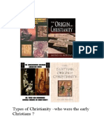 Pagan Roots of Christianity- From the Horse's Mouth-Origins of Religions Study 2