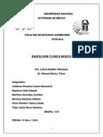 Trabajo Radiología