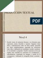 1 Producción textual  2° medio.pptx