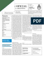 Boletín Oficial - 2016-02-29 - 2º Sección