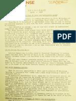 North Carolina Civil Defense - Apr 1958
