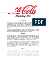 Coca Pepsi Marketing Mix