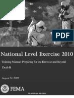NLE2010 training manual draft