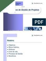 3 - Conceitos de Gestão de Projetos