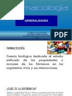 01. Generalidades y Farmacocinetica i