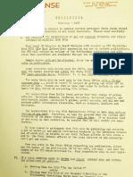 North Carolina Civil Defense - Feb 1958