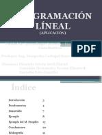 Programación Lineal JAN