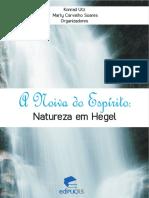 Natureza Em Hegel