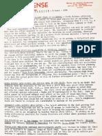 North Carolina Civil Defense - Oct 1956