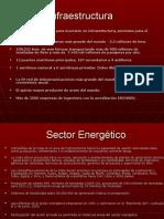 Infraestructura y Energía