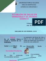 CLASE 2  SITUACION DE SALUD EN VZLA Y GUARICO.ppt