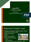 Lagos BRT - A First for Africa - Robin Kaenzig
