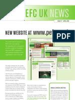 PEFC UK Newsletter (April 2010)