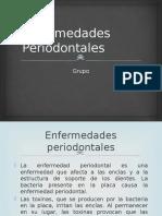 Enfermedades Periodontales