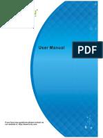 User Manual for IRulu Q8 Tablets