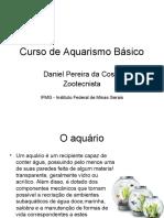Curso de Aquarismo Basico